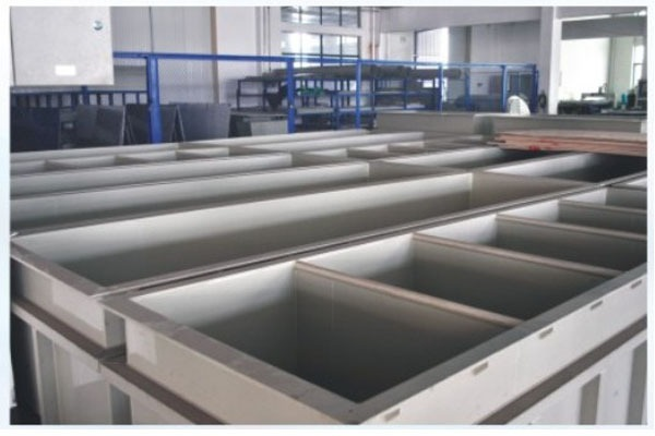 What is a qualified electroplating tank?